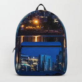 Vancouver at Night Backpack