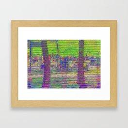20180713 Framed Art Print