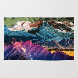Dream Nature MOUNTAINS Rug