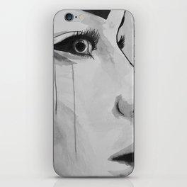 unwanted tears / BayliSwett iPhone Skin