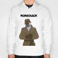 rorschach Hoodies featuring Rorschach by Design Sparks