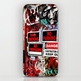 Freeman's Alley iPhone Skin
