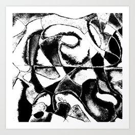 Psychosis #2 Art Print