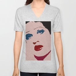 Darren is Hedwig! Unisex V-Neck