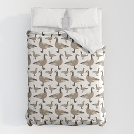 A Gaggle of Geese Comforters