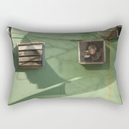 tribeca wall Rectangular Pillow