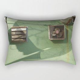 tribeca wall Rectangular Pillow