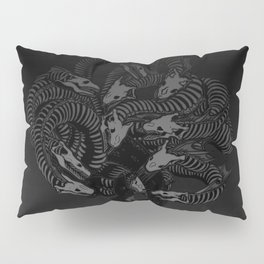 Lonely Hydra Pillow Sham