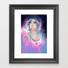 Chloe Framed Art Print