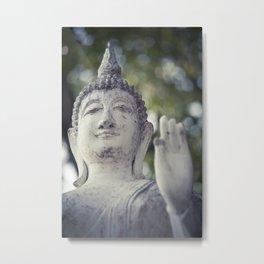 BUDDHA IN SUKHOTHAI II Metal Print