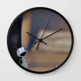 Ahhhh(nt)! Wall Clock