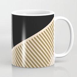 Geometric in line Coffee Mug