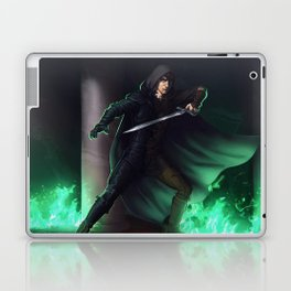 Night Angel Laptop & iPad Skin