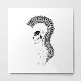 Women and girls 0001 Metal Print