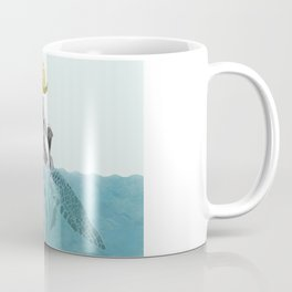 The Giant Sea Turtle Coffee Mug