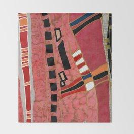 Quadratum 23 bis Throw Blanket