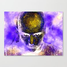 Looking Right At You Canvas Print