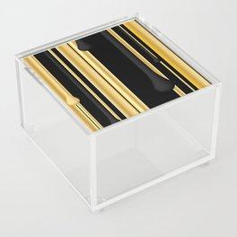 DRIPPING IN GOLD Acrylic Box