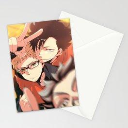 Haikyuu!! Stationery Cards