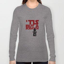 The Darth Knight Long Sleeve T-shirt