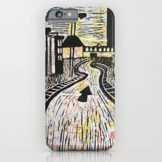 The Road Less Traveled Slim Case iPhone 6s