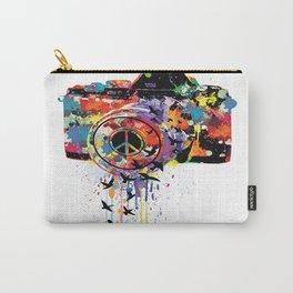 Paint DSLR Carry-All Pouch