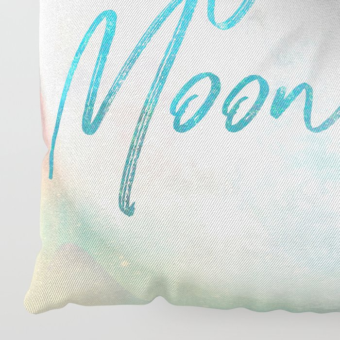 Stay Wild Moon Child Floor Pillow by cascadia | Society6