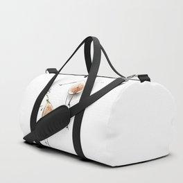 Edible Ensembles: Fig Duffle Bag