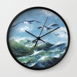 Océan Wall Clock