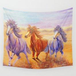 Free Spirits | Esprits Libres Wall Tapestry