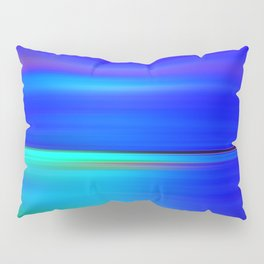 Night light abstract Pillow Sham
