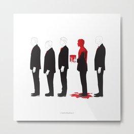 Individualism Metal Print
