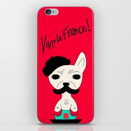 Vive Le France iPhone Skin