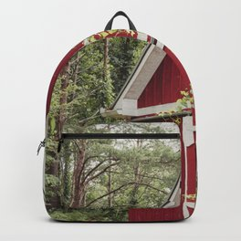 Red Barn 3 Backpack