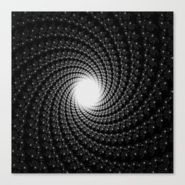 vortex Canvas Print