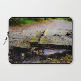 Broken Road Laptop Sleeve