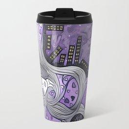 Her Violet city Travel Mug
