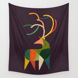 Antler Wall Tapestry