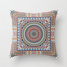 Tribal - Angles II Throw Pillow