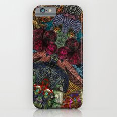 Psychedelic Botanical 14 iPhone 6s Slim Case