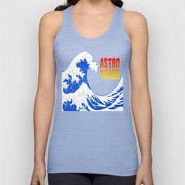 Astro Wave Unisex Tank Top