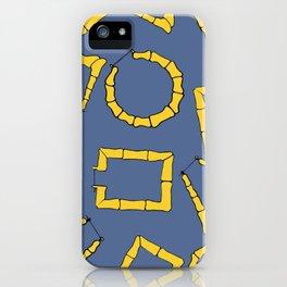 Around The Way Gurl iPhone Case