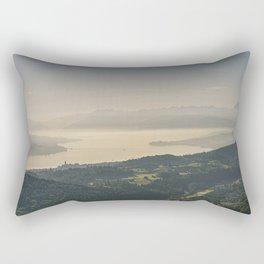 Zuerichsee Rectangular Pillow
