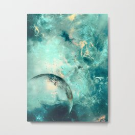 Planets Discovery Metal Print