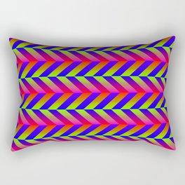 Zig Zag Folding Rectangular Pillow