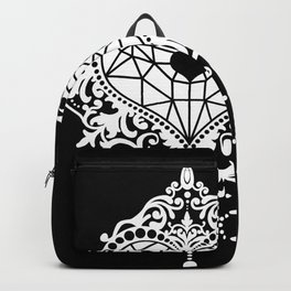RICH BY HEART Backpack