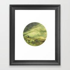 Shapes Of The Future: I Framed Art Print