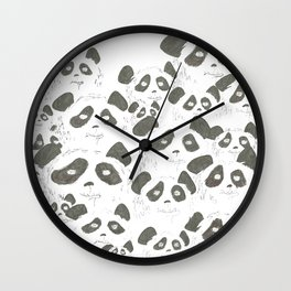 odd creatures. Wall Clock