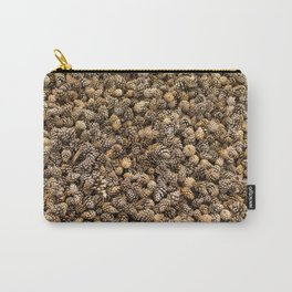 021 Pine cones Carry-All Pouch