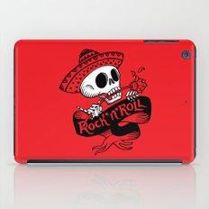 Rock'n'Roll iPad Case
